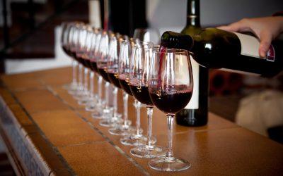 Wijn proeven in 5 stappen