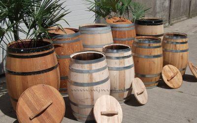 Wijn en houtrijping