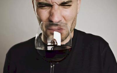 Kurk in de wijn