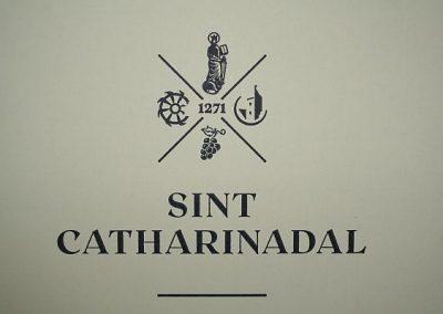 Sint-Catharinadal-label